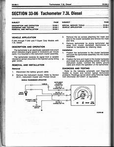1985 F150 Factory Tach Wiring Diagrams