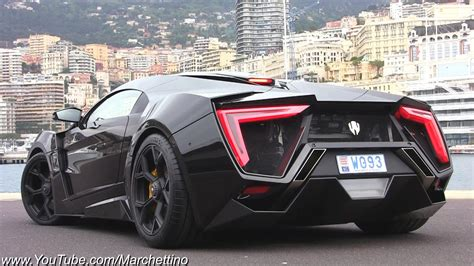Lykan Hypercar : Lykan Hypersport Sound