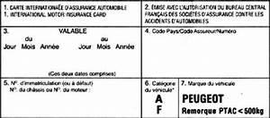 Carte Verte Assurance : nos prestations type top remorques ~ Gottalentnigeria.com Avis de Voitures