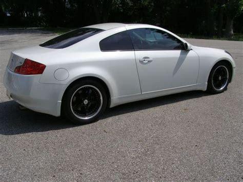 nissan infiniti 2 door buy used 2007 infiniti g35 base coupe 2 door 3 5l in
