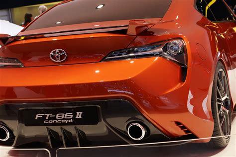 Toyota Ft-86 Ii Concept Frankfurt 2011