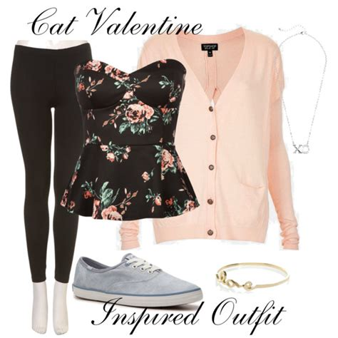 This is a Cat Valentine Inspired outfit post from Season 1 Episode 3 of Sam u0026 Cat u0026quot;# ...