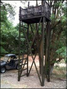 Homemade Ladder Tree Stands for Deer Hunting