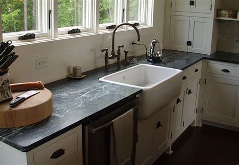 kitchen cabinets with soapstone countertops pros and cons of soapstone kitchen countertops kitchen White