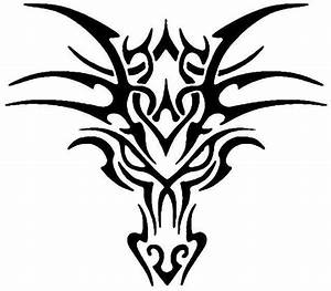 Simple Dragon Outline - Cliparts.co