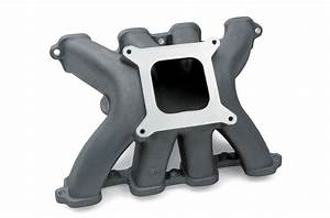 Chevy Small Block Intake Manifold  Spider Design Sb2 2  Gm