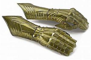 A pair of Gothic gauntlets - by Czerny's International ...