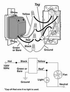 Light And Fan Control Wiring Diagram Lutron S2 Lfsq