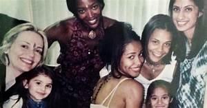 Aaliyah, Naomi Campbell, and Kidada Jones in '98. | B A B ...