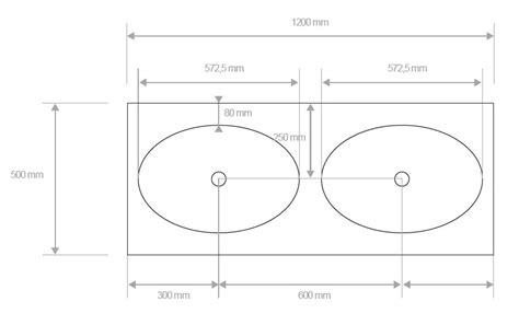 dimension vasque salle de bain meuble salle de bain aubade 14 dimension meuble vasque chaios wordmark