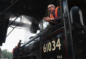 steam celebrating the opening of whitby to celebrate the opening of a new passenger