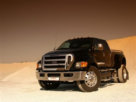 New Ford F 650 by Geigercars De Ford F 650 Crew Cab