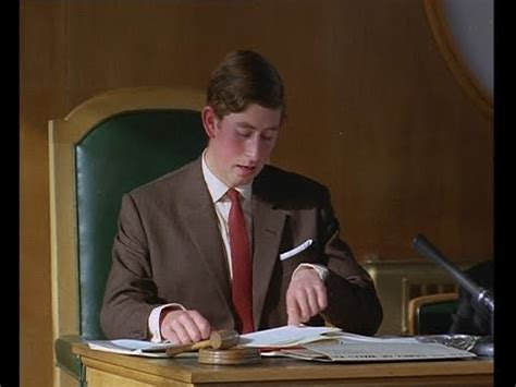 Prince Charles In Wales (1969) - YouTube