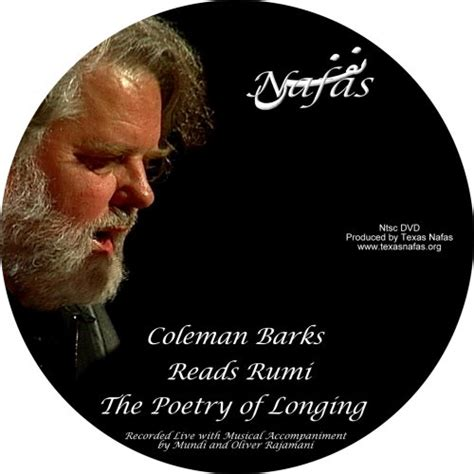 Coleman Barks Rumi Quotes