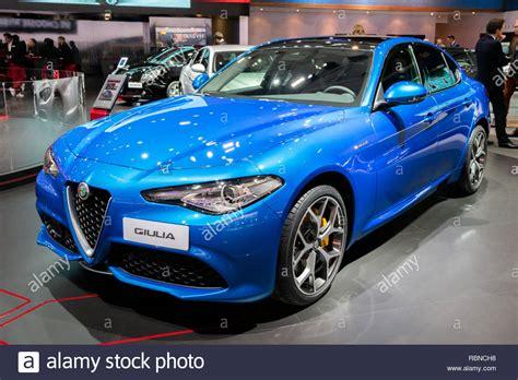 Alfa Romeo Giulia Stock Photos & Alfa Romeo Giulia Stock