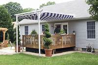 deck shade ideas Deck Covers For Shade Ideas : Doherty House - Marvelous ...