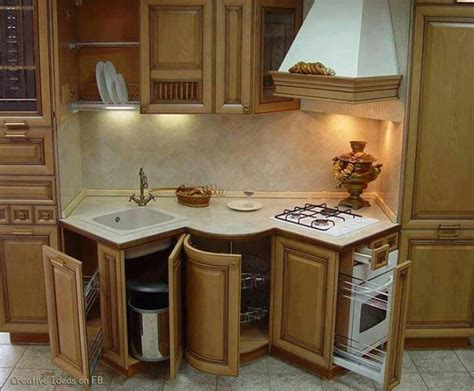 Small Kitchen Solutions Tight Spaces