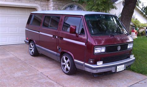 Vwfamilymobile's 1990 Volkswagen Vanagon In Anaheim, Ca