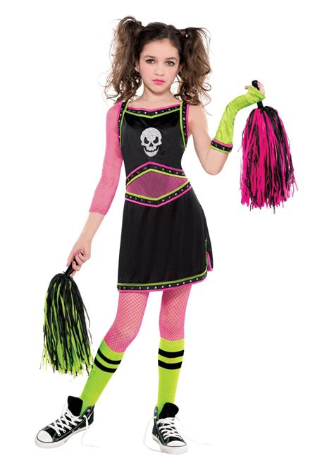 Mean Spirit Girl Costume - Sports Costumes