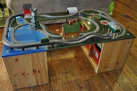 diy train table top diy train table kids train tables pinterest