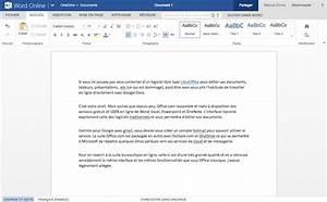 officecom une alternative a google docs korben With google docs word alternative