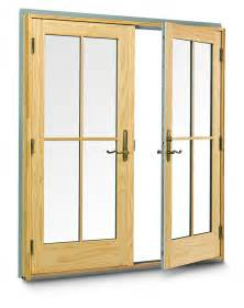 400 series frenchwood hinged inswing patio door 400