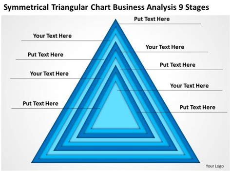 network diagram  small business triangular chart