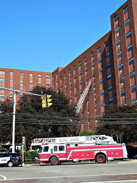 quincy disaster averted at senior housing high rise