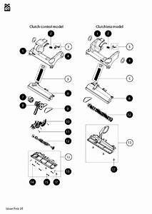 Vacuum Parts  Dyson Vacuum Parts Dc07