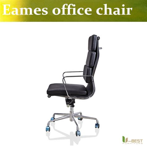u best high back backrest home office chair with wheels