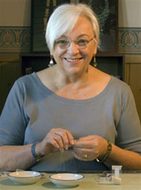 virginia jensen author  cube bead stitching