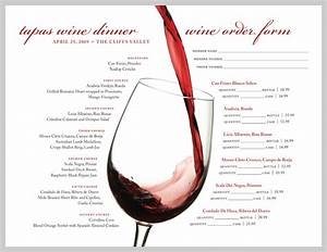 18 wine menu design inspiration samples uprinting With wine dinner menu template