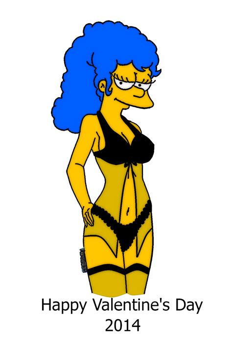 Marge Simpson Rule 34