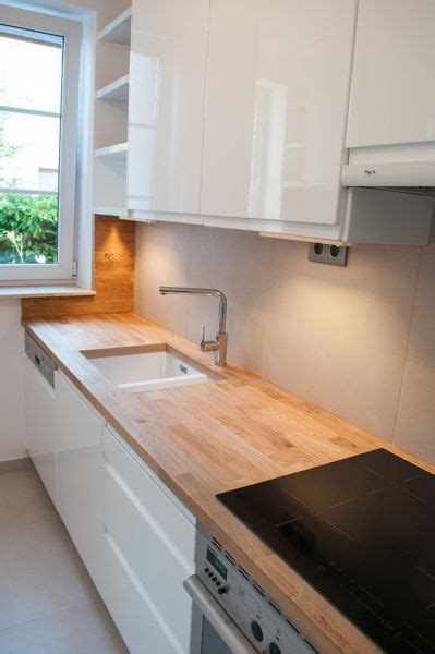 countertops images  pinterest wooden countertops kitchens  wood counter stools