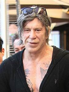 "Mickey Rourke documented his ""last"" plastic surgery on ..."