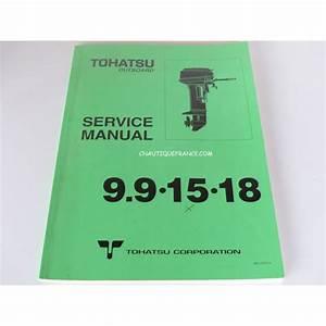 Service Manual 9 9hp 15hp 18ho Tohatsu