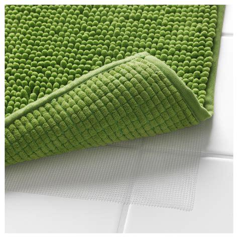tapis de bain antiderapant ikea toftbo bath mat green 60x90 cm ikea