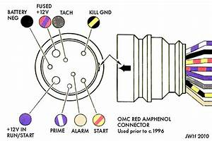 Evinrude Omc Ignition Switch Wiring Diagram