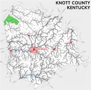 Knott County, Kentucky - Kentucky Atlas and Gazetteer