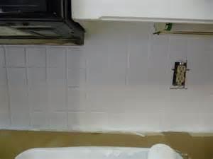 how to paint kitchen tile backsplash painting a tile backsplash hilldalehouse