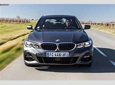 BMW 3er G20 Fotos zeigen 330i M Sport in Mineralgrau