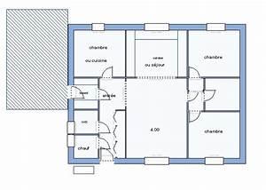 plan maison 90m2 plain pied gratuit With plan maison 3d gratuit 2 plan maison jumele gratuit maison demi tour plan d une