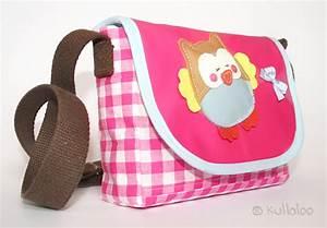 Kindertasche Selber Nähen : kindergartentasche little betty mit eulenapplikation kullaloo ~ Frokenaadalensverden.com Haus und Dekorationen
