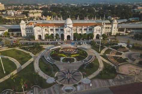 beautiful architecture  ipoh malaysia
