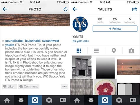 yale its help desk yale its instagram account becomes a learning resource