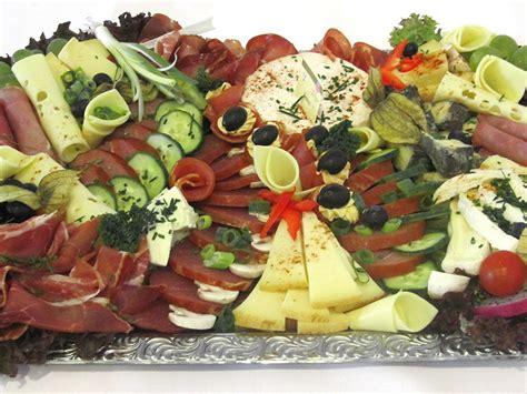 mr cuisine mr cuisine speisen kalte platten unser angebot an