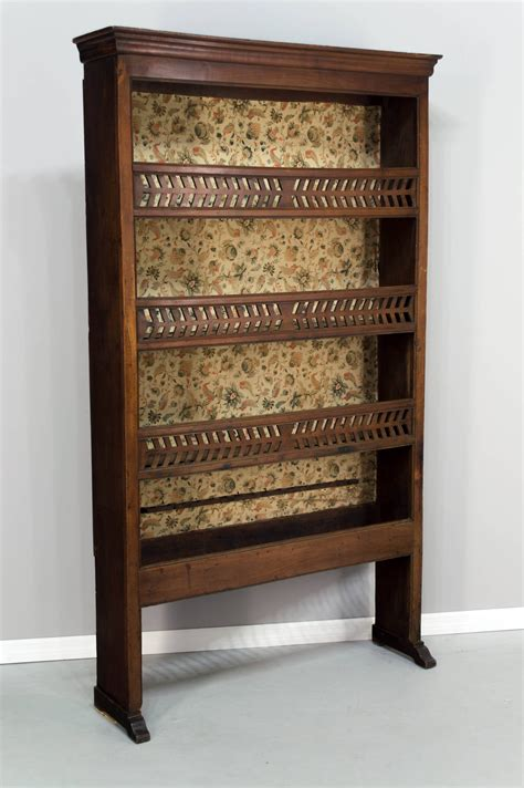 century french country plate rack  vaisellier  stdibs