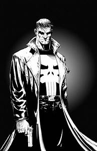 Punisher commission by JasonMetcalf on DeviantArt