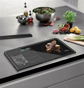 Smart kitchen products almighty cutting board by jaewan jeong for Smart küchen