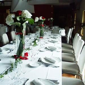 Décoration Mariage Rouge Et Blanc : un mariage en rouge et blanc ~ Melissatoandfro.com Idées de Décoration
